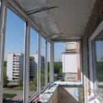 Монтаж балкона в челябинске