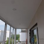 Потолок на балкон