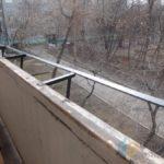 Сварить вынос балкона