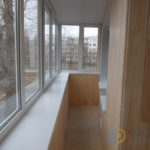 Вагонка на балкон Челябинск