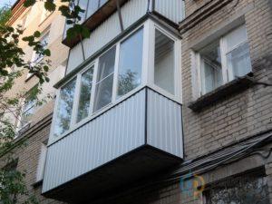 Балконы и остекление