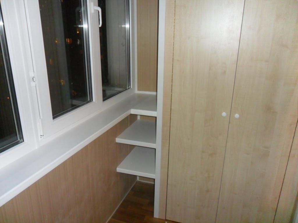 Балкон в панельном доме - серии балконов.