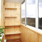 Цена отделки балкона и лоджии