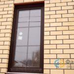 Одностворчатое окно в дом