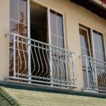 Французский балкон в Челябинске