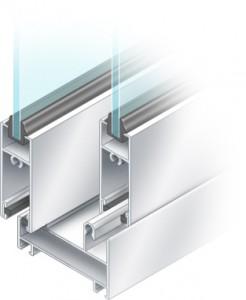 Алюминиевые балконы