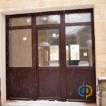 Ламинированные пластиковые двери