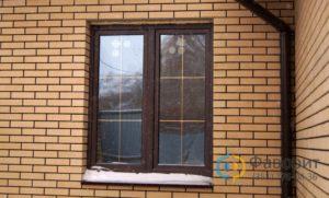 Остекление ламинированными окнами