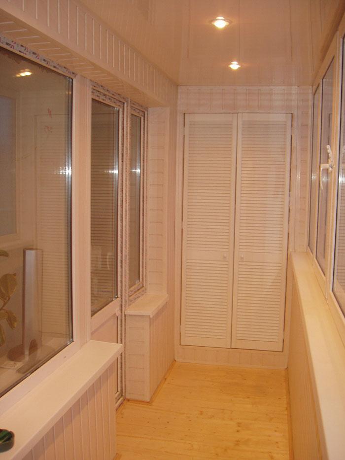 Отделка балкона 121 серии, 97 серии и балкона в хрущевке.