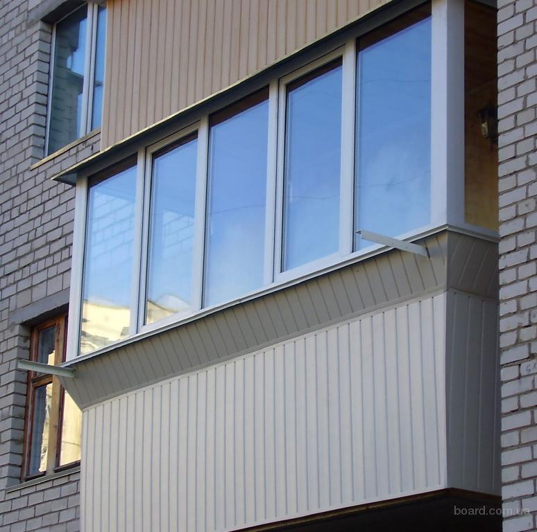 Стоимость балкона в хрущевке