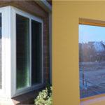 Нестандартные угловые окна