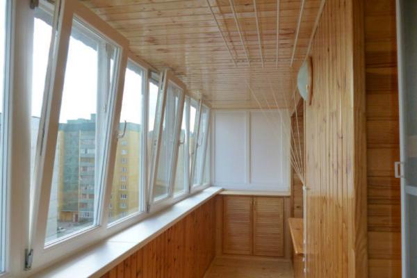 Заказать балкон в Челябинске
