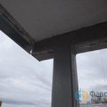 Демонтаж на балконе