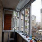 Балкон монтаж этапы